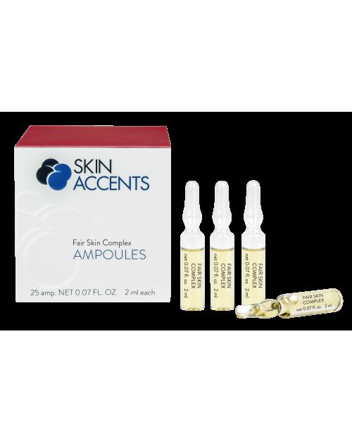 Освітлюючий комплекс / Fair Skin Complex TM Inspira Skin Accents 2*25мл
