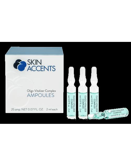 Олігоревіталізуючий комплекс / Oligo Vitalizer Complex TM Inspira Skin Accents 25 * 2 мл