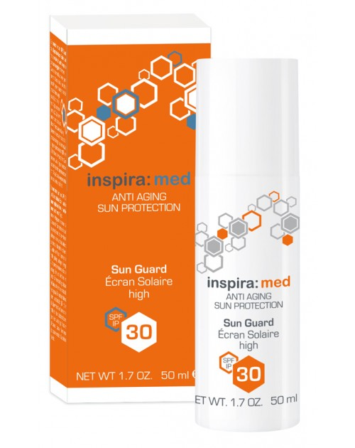 Сонцезахисний anti-age крем SPF 30