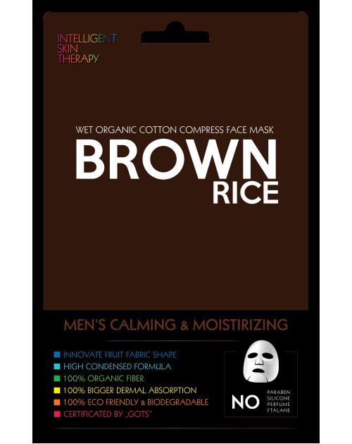 Коричневий рис - для чоловіків, відновлення