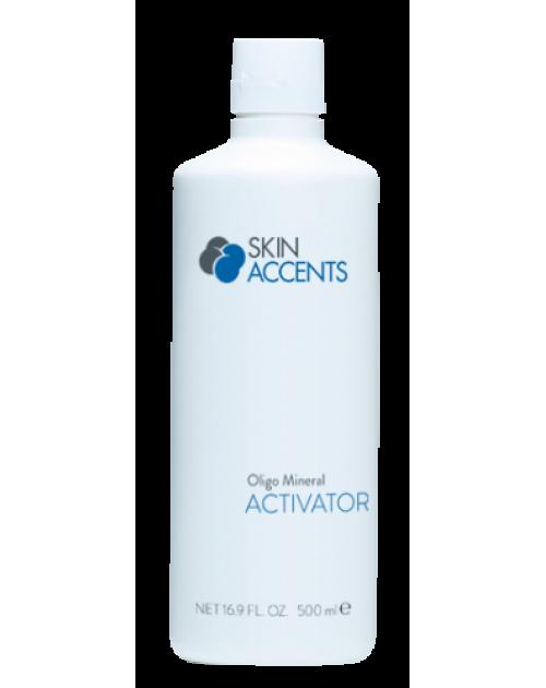Активатор-тонік олігомінеральний TM Inspira Skin Accents, 500мл